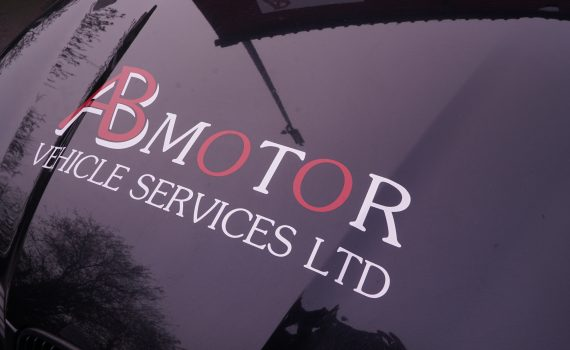 AB Motor Vehicle Services Courtesy Car