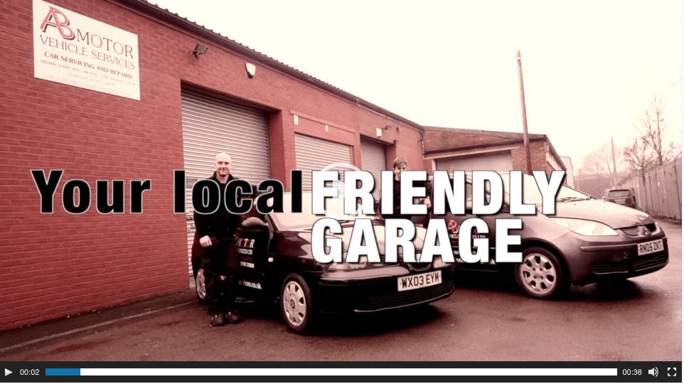 AB Motor Vehicle Services Garage Video